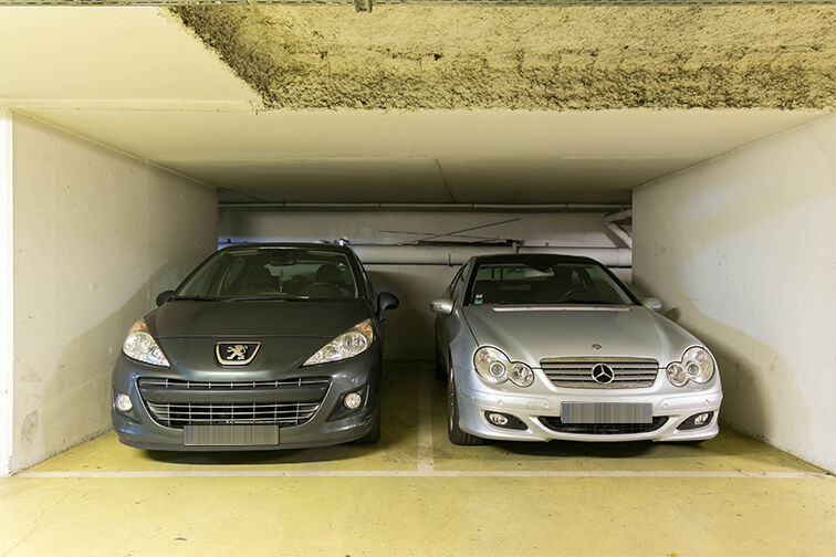 Parking Gare de Nanterre Préfecture 24/24 7/7