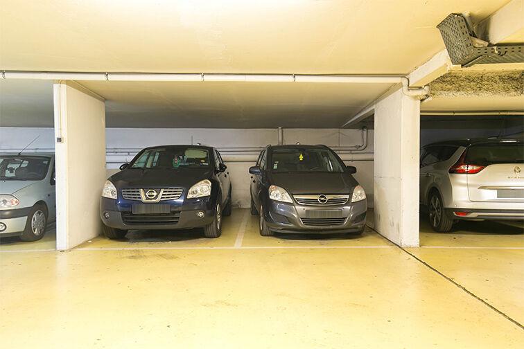 Parking Gare de Nanterre Préfecture caméra