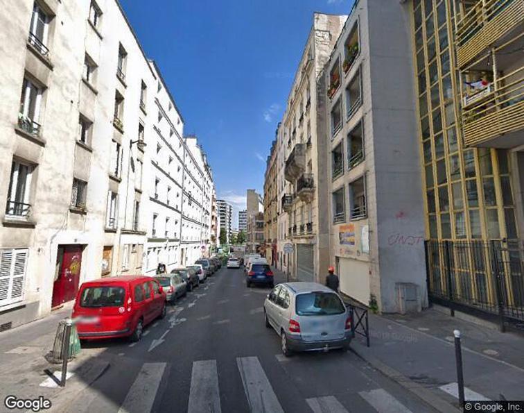 Parking Barbès - Château Rouge - Paris 18 Paris