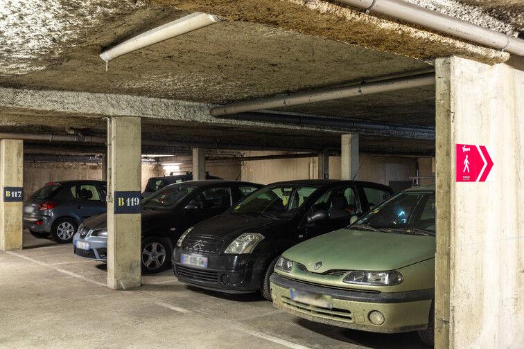 Parking Barbès - Château Rouge - Paris 18 sécurisé