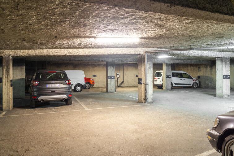 Parking Barbès - Château Rouge - Paris 18 souterrain