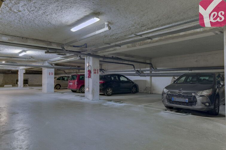 Parking Maraîchers - rue d'Avron - Paris 20 location