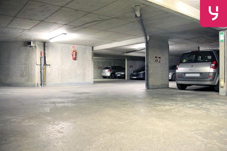 Parking Montrouge - Porte d'Orléans à louer