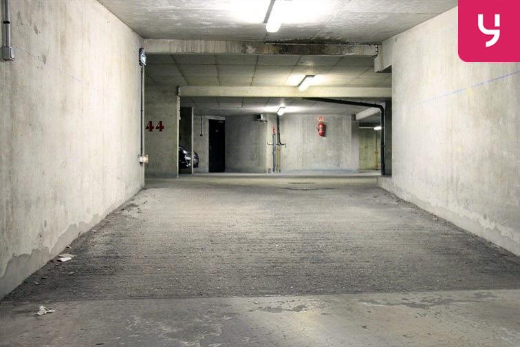 Parking Montrouge - Porte d'Orléans 2 rue Danton