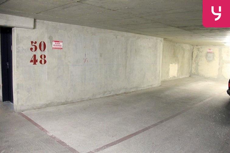 Parking Montrouge - Porte d'Orléans location