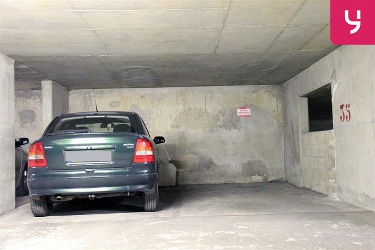 Parking Montrouge - Porte d'Orléans box