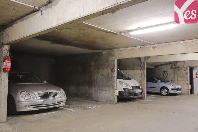 Parking École Nationale Supérieure d'Architecture - Paris-Belleville garage