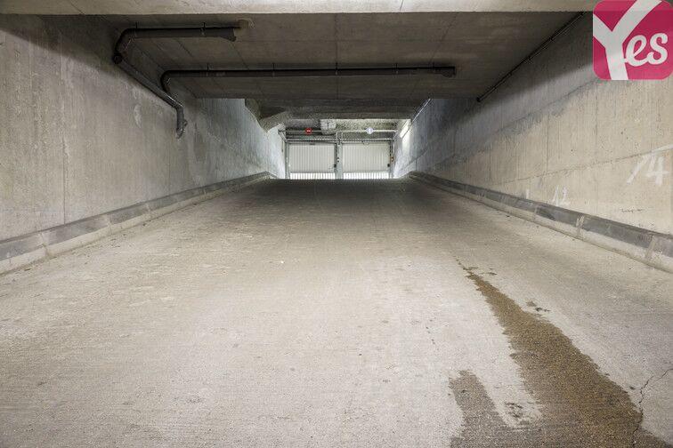 Parking Courbevoie - Fb de l'Arche - Les Fauvelles gardien