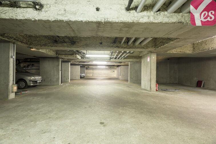Parking Courbevoie - Fb de l'Arche - Les Fauvelles souterrain
