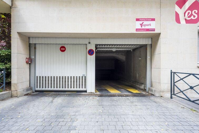 Parking Courbevoie - Fb de l'Arche - Les Fauvelles 92400