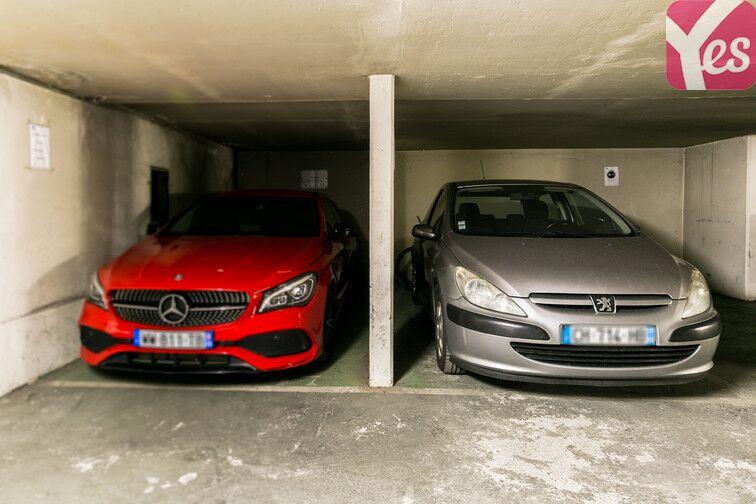 Parking Promenade des Anglais sécurisé