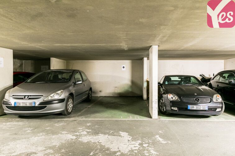 Parking Promenade des Anglais 146A rue de France
