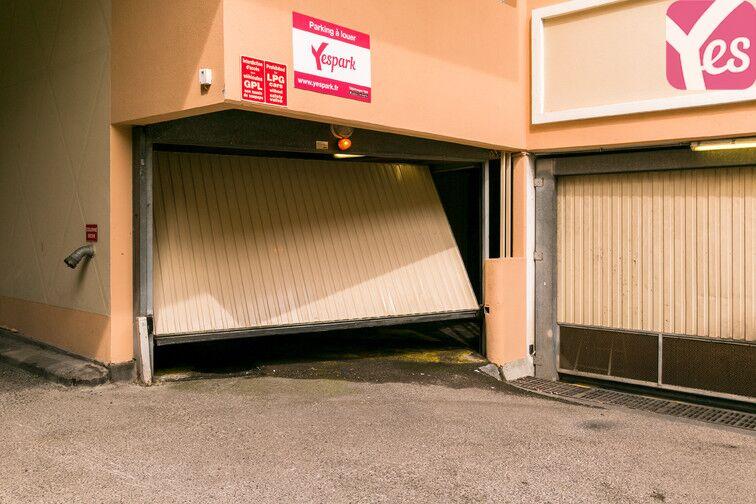 Parking Promenade des Anglais garage