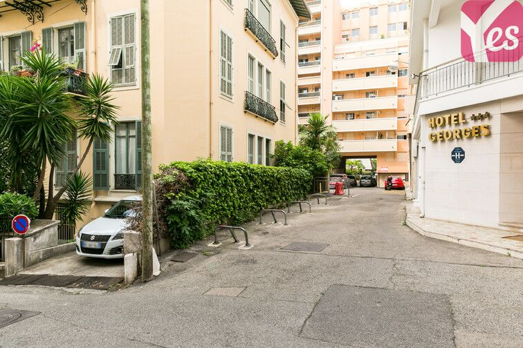 Parking Promenade des Anglais pas cher