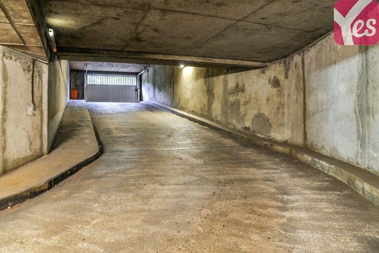 Parking RER Fontenay-sous-Bois - Bois Clos d'Orléans gardien
