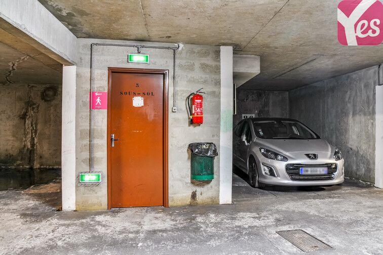 Parking RER Fontenay-sous-Bois - Bois Clos d'Orléans souterrain