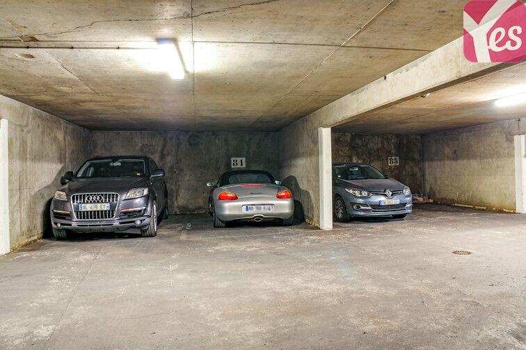 Parking RER Fontenay-sous-Bois - Bois Clos d'Orléans location mensuelle