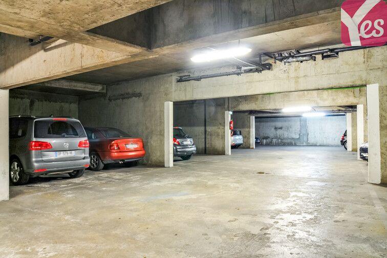 Parking RER Fontenay-sous-Bois - Bois Clos d'Orléans sécurisé