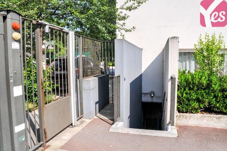 Parking Alouettes - Fontenay-sous-Bois sécurisé