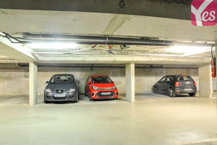 Parking Alouettes - Fontenay-sous-Bois 16 Rue des Alouettes
