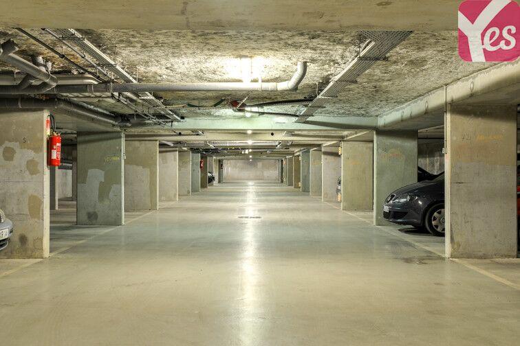 Parking Alouettes - Fontenay-sous-Bois gardien