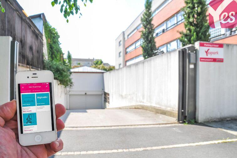 Parking Alouettes - Fontenay-sous-Bois 94120