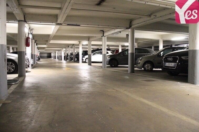 location parking Vaugirard - Porte de Versailles