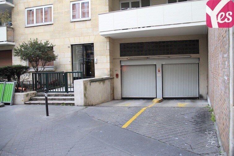 Parking Vaugirard - Porte de Versailles pas cher