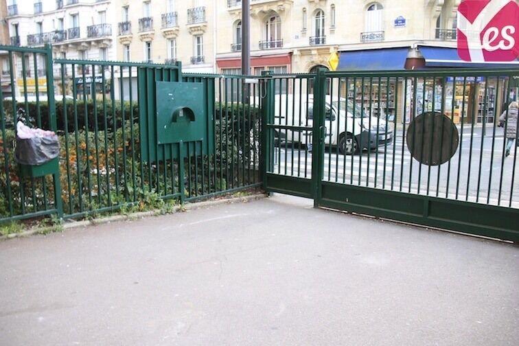 Parking Vaugirard - Porte de Versailles garage