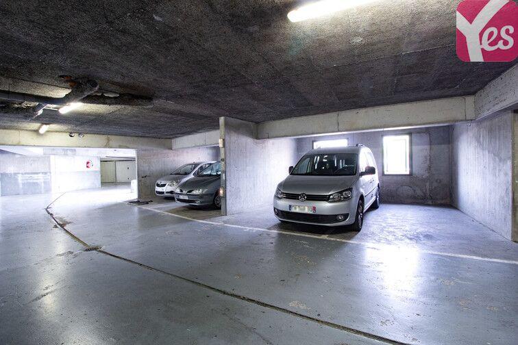 Parking Saint-Roch - Bd Louis Braille - Nice - Niveau -2 garage
