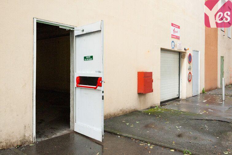 Parking Métro National - Marseille 3 sécurisé