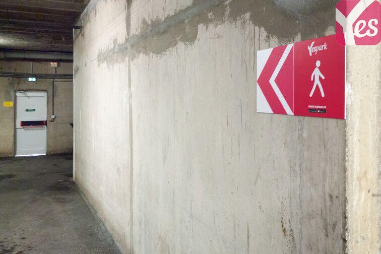 Parking Métro National - Marseille 3 17 rue Jouven