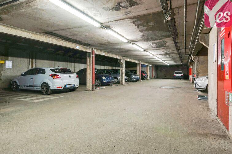 Parking Métro National - Marseille 3 souterrain