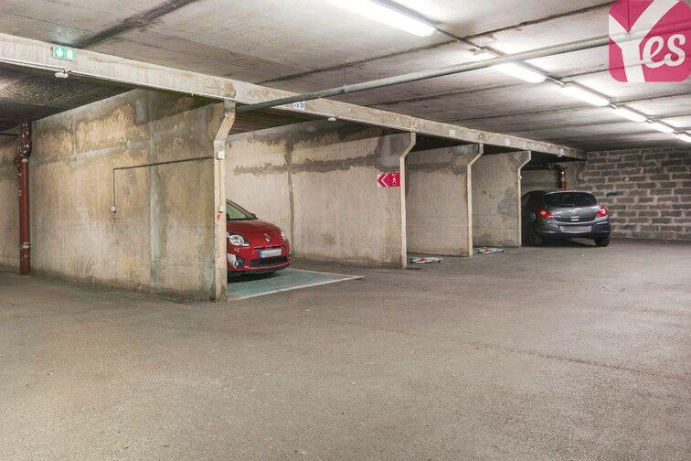 Parking Métro National - Marseille 3 location