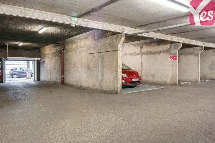 Parking Métro National - Marseille 3 24/24 7/7