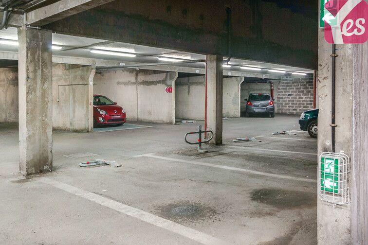 Parking Métro National - Marseille 3 pas cher