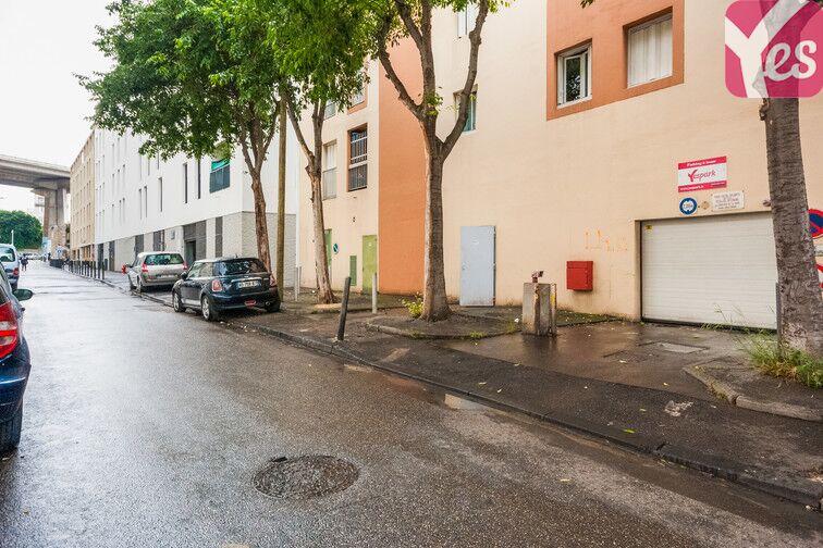 Parking Métro National - Marseille 3 13003