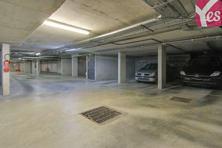 Parking La Madeleine - Pôle Universitaire Carlone - Nice souterrain