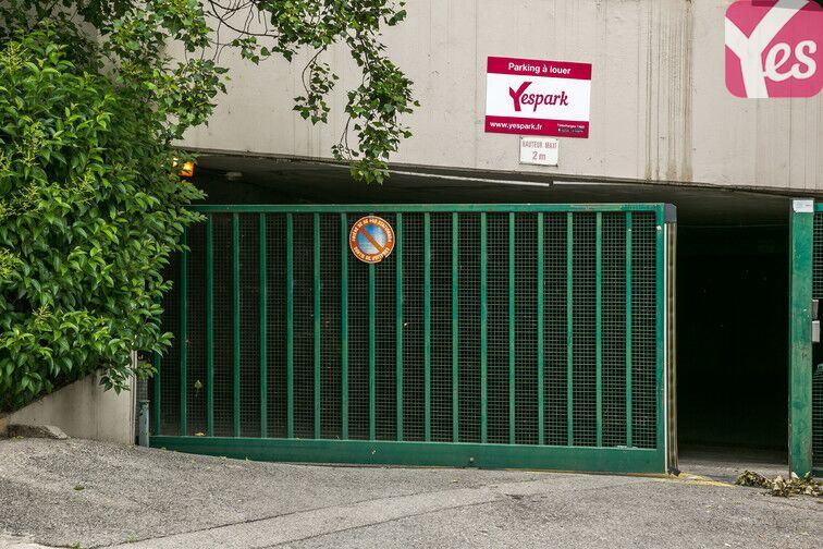 Parking La Madeleine - Pôle Universitaire Carlone - Nice box