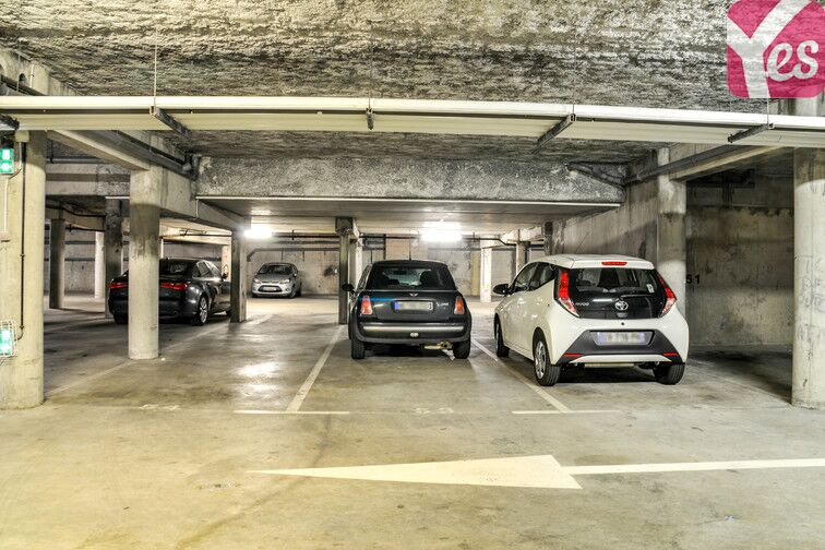 Parking Clos - Tillet - Génitoy - Golf - Bussy-Saint-Georges caméra