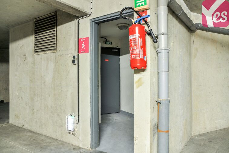 Parking Haut Goulet - Noisy-le-Sec sécurisé