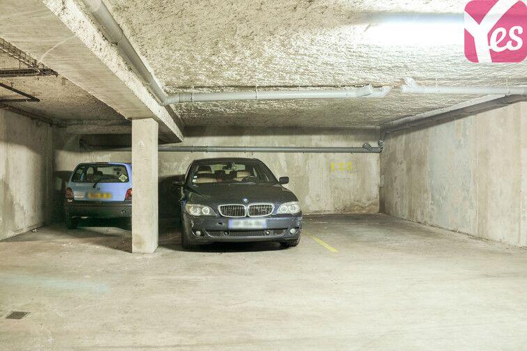 Parking Haut Goulet - Noisy-le-Sec caméra