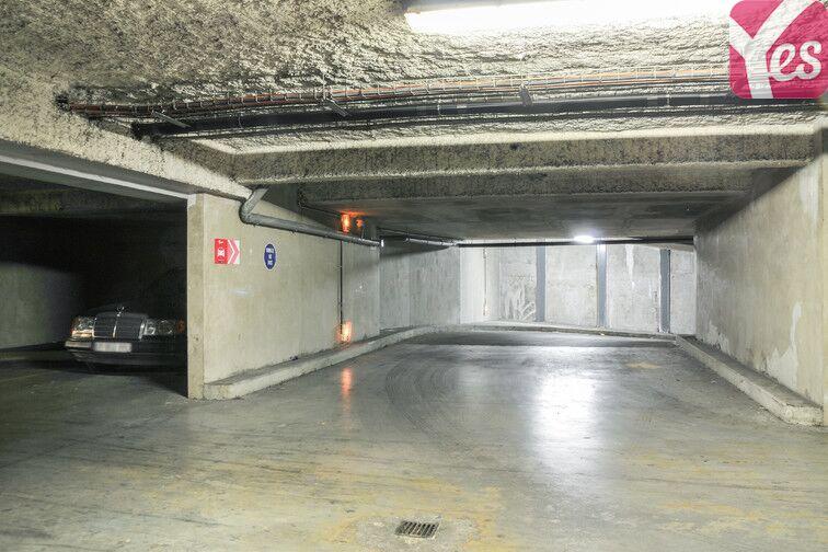 Parking Haut Goulet - Noisy-le-Sec souterrain