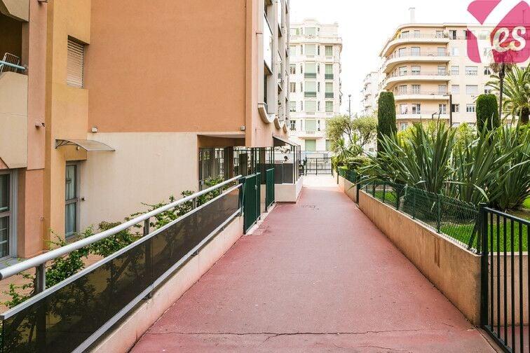 Parking Rue de France - Promenade des Anglais caméra