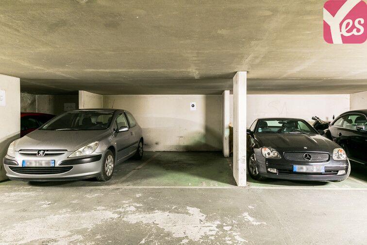 Parking Rue de France - Promenade des Anglais location mensuelle