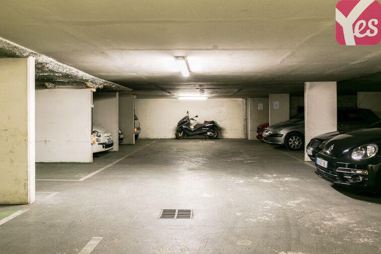 Parking Rue de France - Promenade des Anglais location