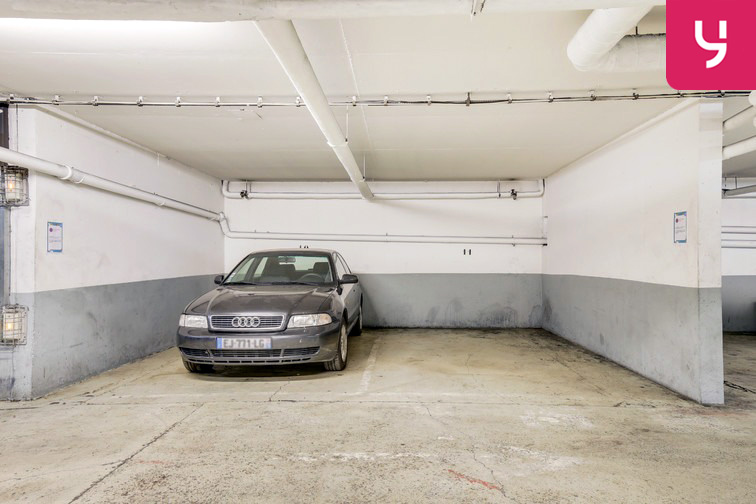 Parking Picasso - Europe - Villepinte (box) 93420