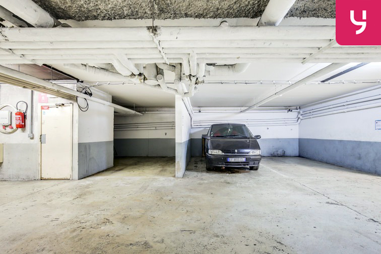 Parking Picasso - Europe - Villepinte (box) gardien