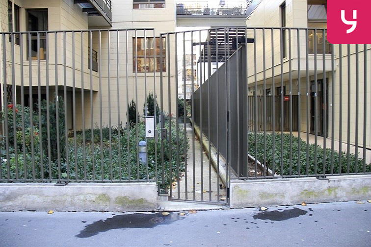 Parking Boucicaut Paris