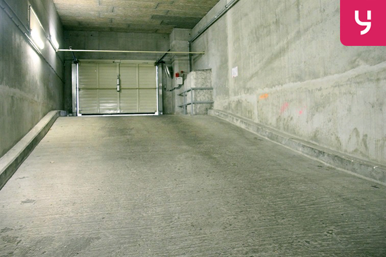Parking Boucicaut garage